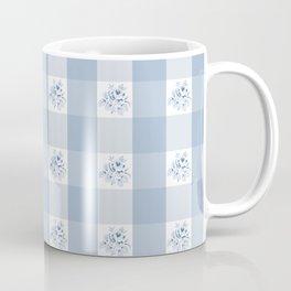 Greta - Gingham Coffee Mug