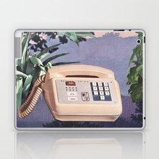 Late Nite Phone Talks Laptop & iPad Skin