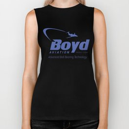 Boyd Aviation Biker Tank