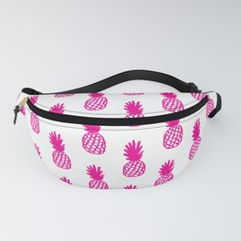 Pink Pineapple Fanny Pack