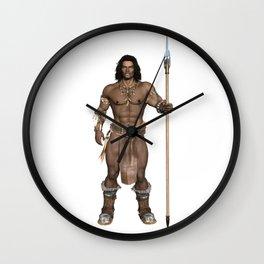 King Rex Wall Clock