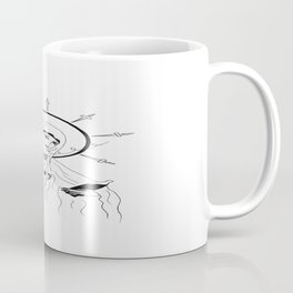 """""""Oh... To hell with it"""" Coffee Mug"""