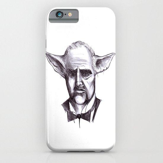 Yodafather iPhone & iPod Case