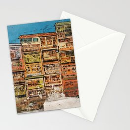 Hollywood Road Stationery Cards
