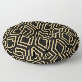 Art Decó Floor Pillow