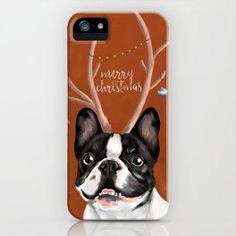 Beatriz : Christmas iPhone Case