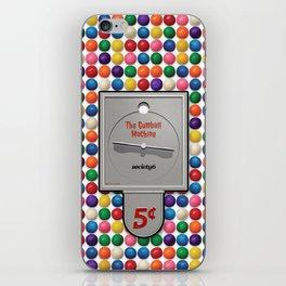 The Gumball Machine iPhone Skin