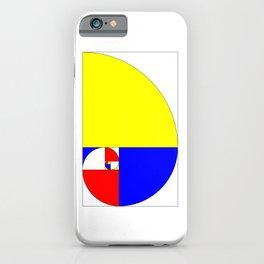 Mondrian in a Fibo-Style iPhone Case