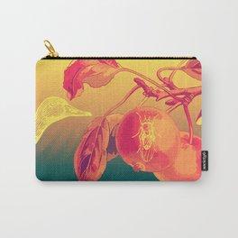 Warrior Peach Carry-All Pouch