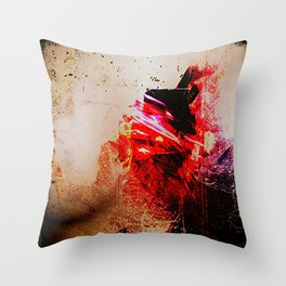 SAINT Throw Pillow