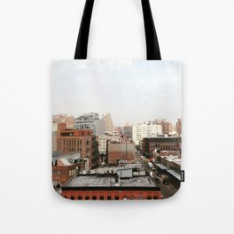 NYC Summer Tote Bag