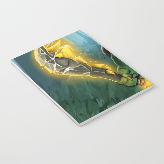 Turtle Paladin Notebook