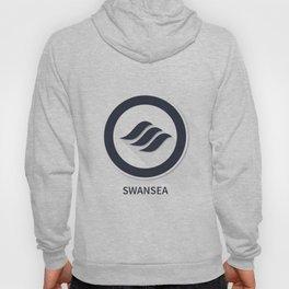 Swansea City Smooth Logo Hoody