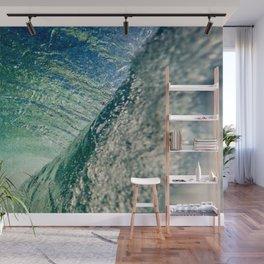Under Ocean Wave Wall Mural