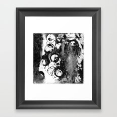 Simon's Quest Framed Art Print