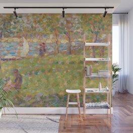 Georges Seurat - Study for La Grande Jatte Wall Mural