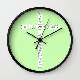 tanat Wall Clock
