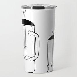 Coffee Tools: French press Travel Mug