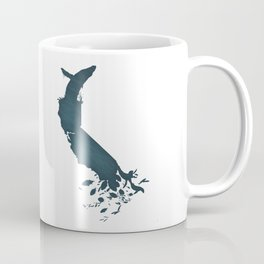 California is...The Ocean Coffee Mug
