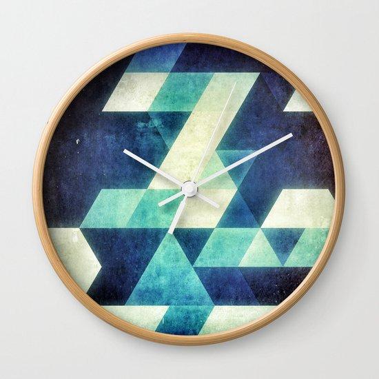 spyce_byryl Wall Clock