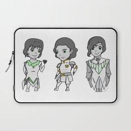 Bei Fong Chibi Laptop Sleeve