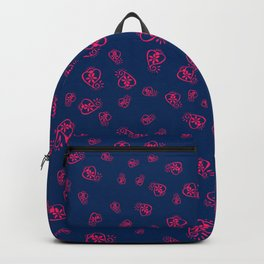 PinkHeart Backpack