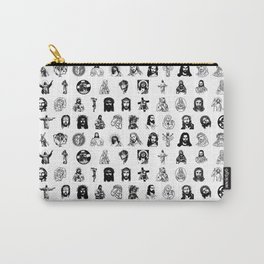 Jesus Christ Icons Carry-All Pouch
