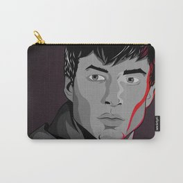Ezra Miller as The Flash Carry-All Pouch