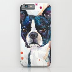 Boston Terrier Slim Case iPhone 6s