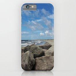 Peaceful And Beautiful Day iPhone Case