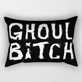 Ghoul Bitch Rectangular Pillow