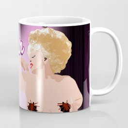 Burlesque with Foo Foo L'Amour #2 Coffee Mug