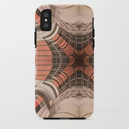 Building Abstraction II iPhone Case