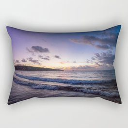 Balinese Sunset 2018 Rectangular Pillow