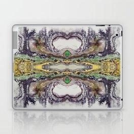 Weather cyclone, acrylic on canvas Laptop & iPad Skin