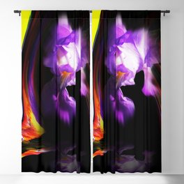 Abstract pefection -Lily Blackout Curtain