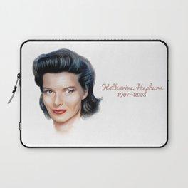 Katharine Hepburn Laptop Sleeve