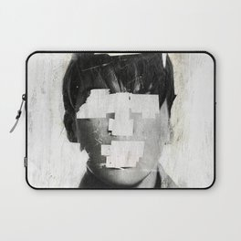 Faceless | number 02 Laptop Sleeve