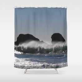 La Push Shower Curtain