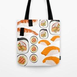 Wasabi Free Tote Bag