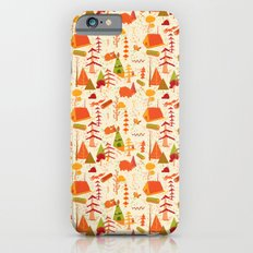 woods pattern Slim Case iPhone 6s