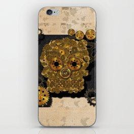 Engrenage iPhone Skin