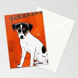 Dog: Rat Terrier Stationery Cards
