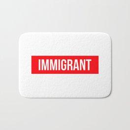 Immigrant Bath Mat