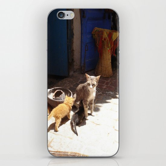 What´s the new, pussycat? iPhone & iPod Skin
