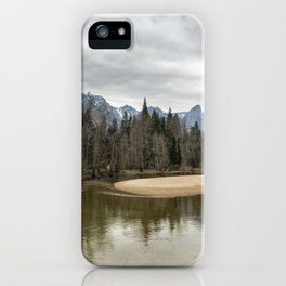 Just Another Place in My Heart iPhone Case