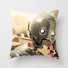 SW#80 Throw Pillow