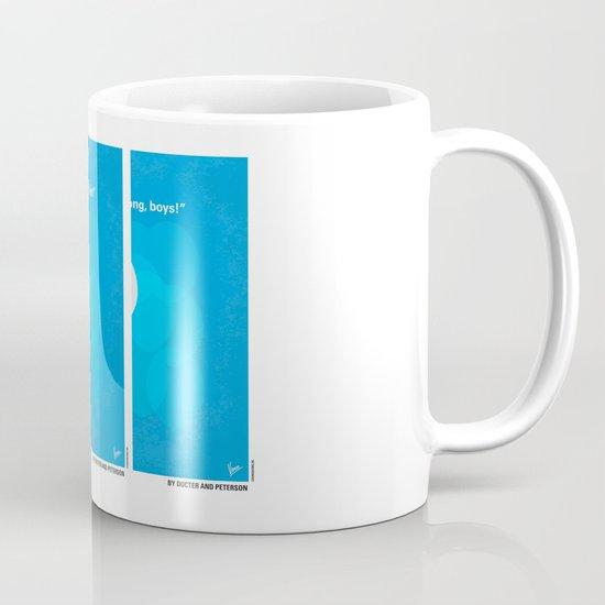 No134 My UP minimal movie poster Mug