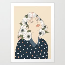 Forgotten Love Art Print