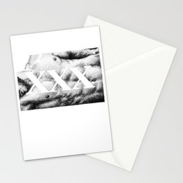 XXX - Nood Dood Stationery Cards